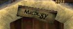…「Macbugy」???(´x`;)