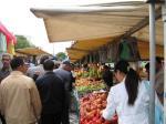 Belle Ville の市場.JPG