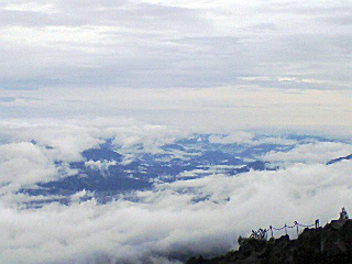 富士の雲海3
