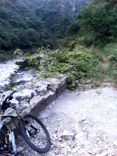 WRCアクロポリスっぽい路面
