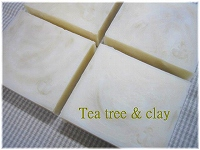 136-Tea tree & Clay
