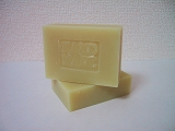 047-Green baby soap