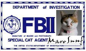 CAT連邦捜査官 NO.003 「Maro Snuf」<br />