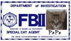 CAT連邦捜査官 NO.004 「PePe」