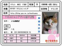 マー君の免許