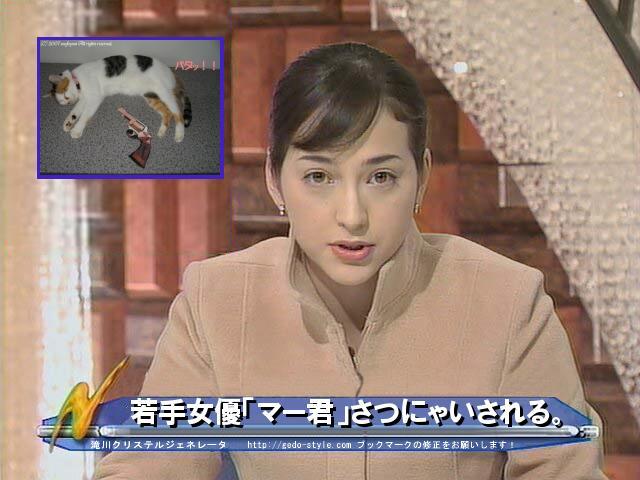 にゅ~すなふ JAPAN 「さつにゃい事件」