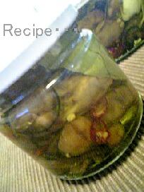 牡蠣のオイル漬け 小瓶