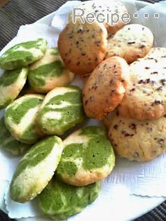 手作りクッキー、いろいろ楽しめて、うれしいな~♪