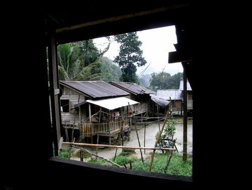 オランアスリの村