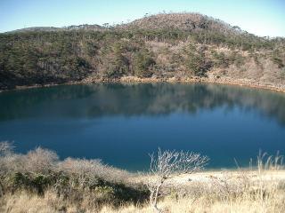 霧島の不動池(2007.1.29)