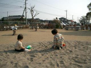 暖かな日 2007.2.7