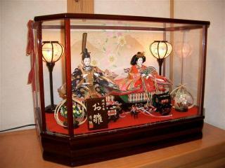 ひな人形 2007.2.7