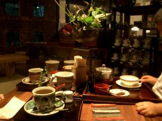 美味しいコーヒーと共に 2007.9.23