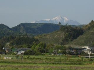 高千穂峰の雪化粧