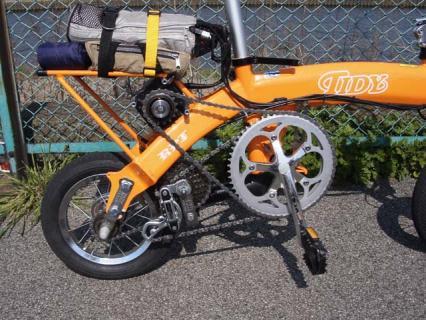 03 市販自転車の改造2電動アシスト