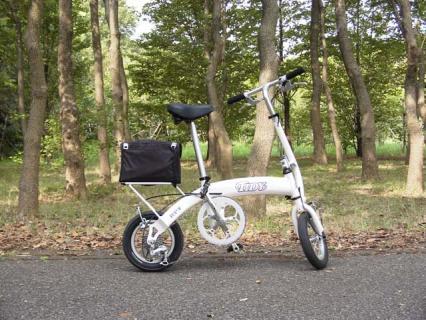 04 最後の市販自転車の改造3