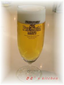試飲したビールです
