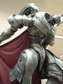 アクレシア英雄等身大人形