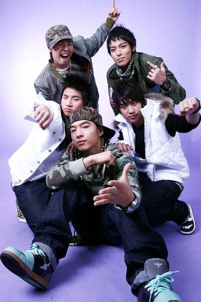 BigBang初ライブ