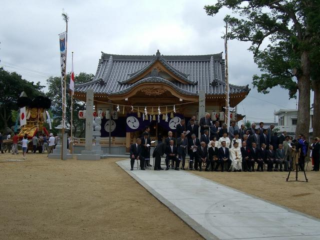 金生八幡宮 弐