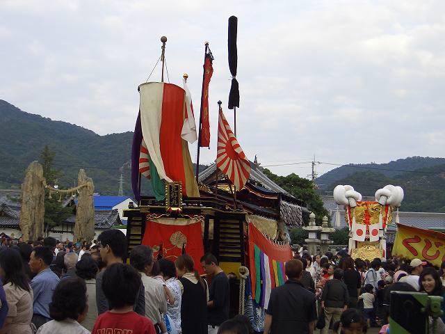 仁尾 賀茂神社 弐