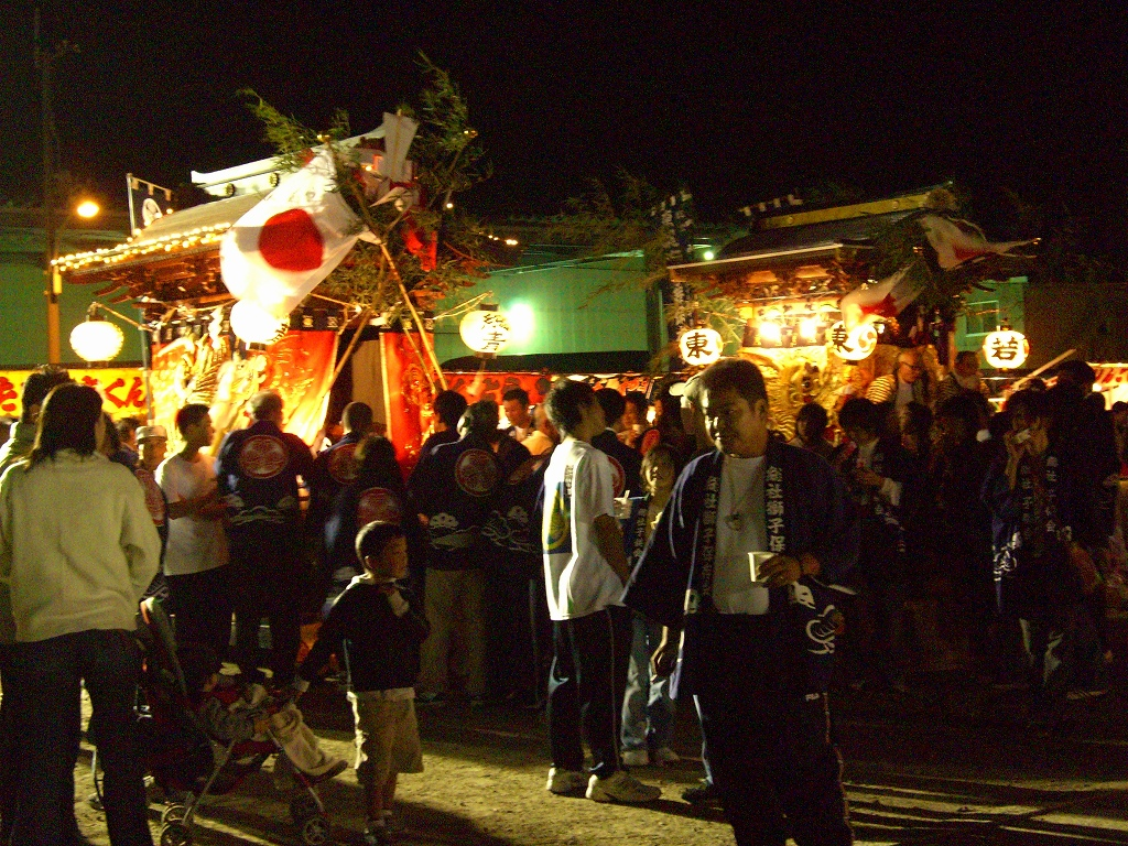 林田ふるさと祭り 壱