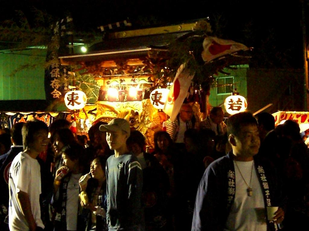 林田ふるさと祭り 弐