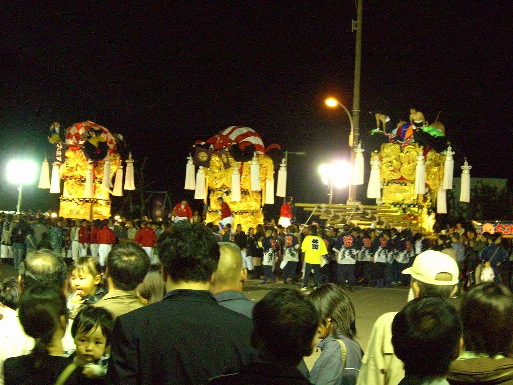 林田ふるさと祭り 参
