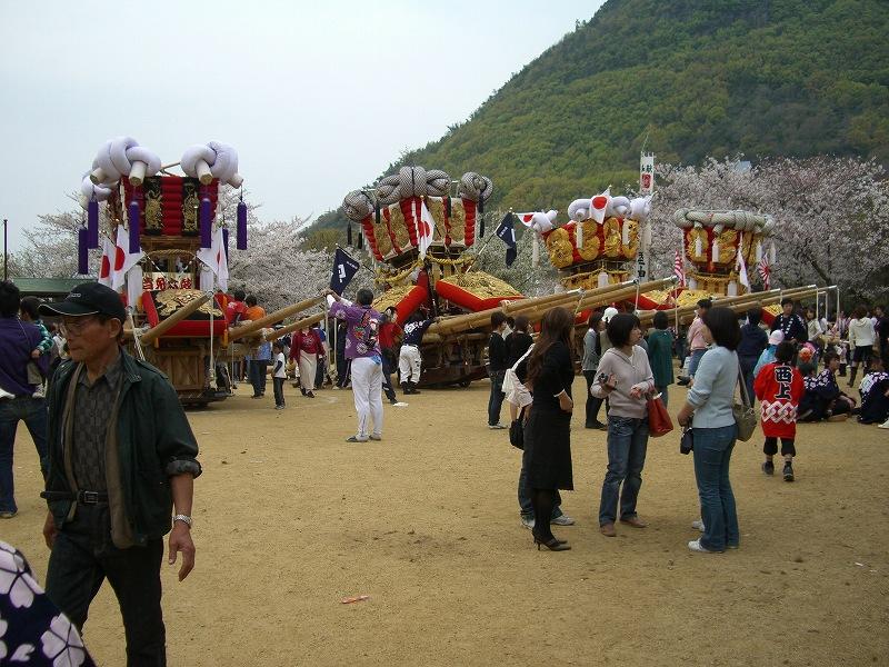2007 稲積神社祭礼 壱