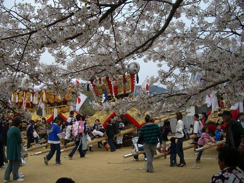 2007 稲積神社祭礼 弐