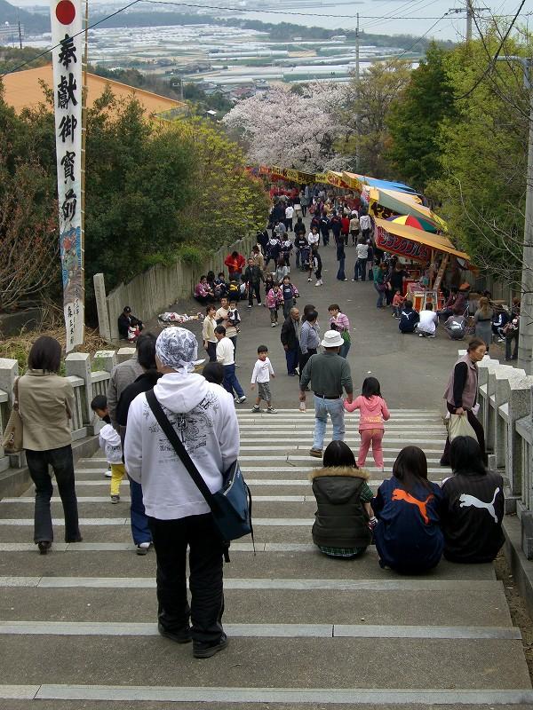 2007 稲積神社祭礼 参