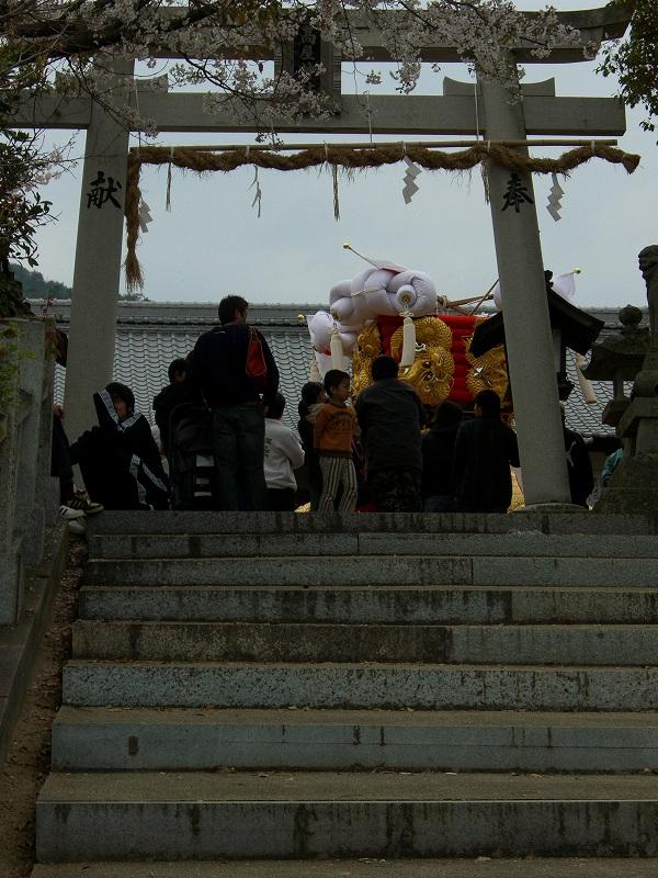 2007 稲積神社祭礼 四