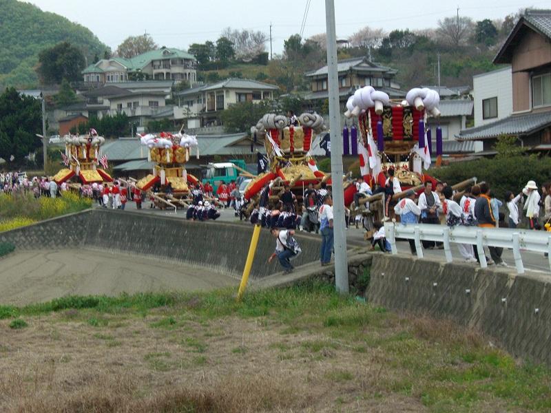 2007 稲積神社祭礼 六