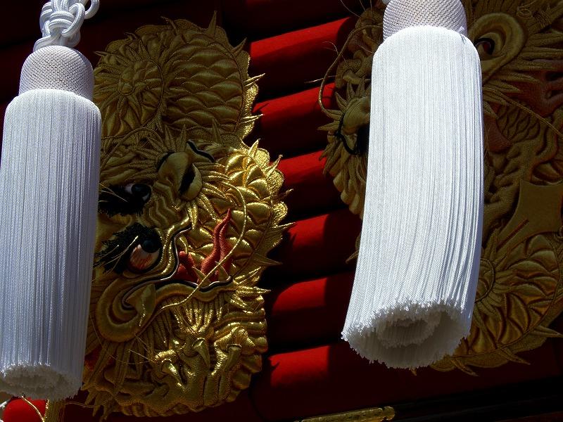 岡本八幡 飾り 壱