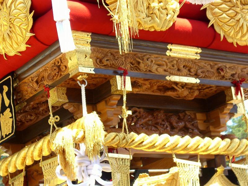 岡本八幡 飾り 弐