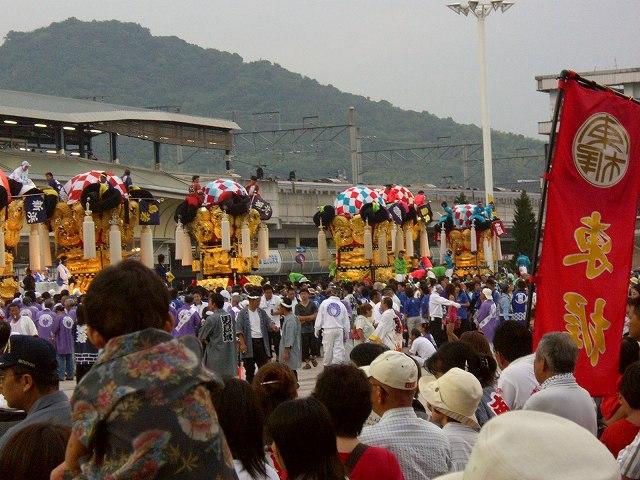 坂出大橋祭り 07 四