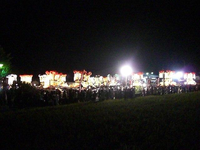 豊中秋の祭り 07 四