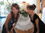栗原さん結婚式
