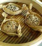 ライ麦の黒パン1