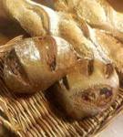 自家製酵母クランベリーノア・フランスパン