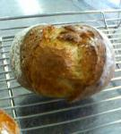 自家製レーズン酵母の豆乳カンパーニュ