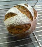 自家製レーズン酵母の紅茶のパン