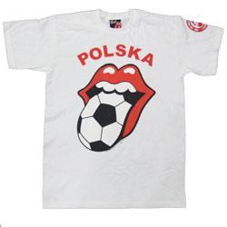 ストーンズTシャツ(ポルスカ)