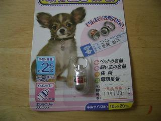 プレゼント。50円