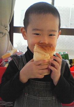 龍太朗とパン