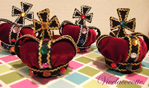 vivelacocotte王冠
