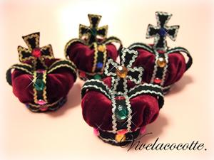 blytheドルショ用王冠