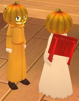 かぼちゃ集会