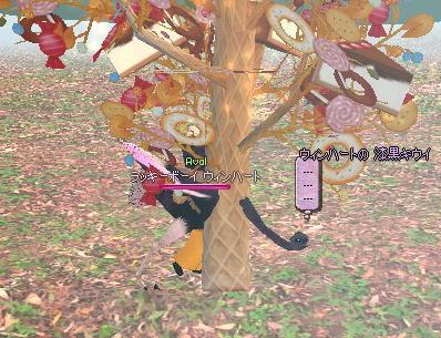 お菓子の木~