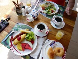 カタタニ朝食2